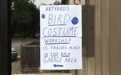 ArtYard's Hatch Rehearsals Schedule