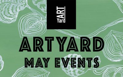 May Events at ArtYard!