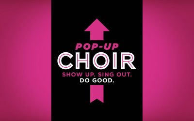 Pop-Up Choir Came to ArtYard (Video)
