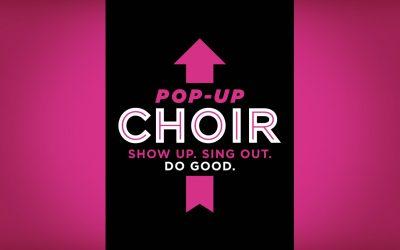 Pop-Up Choir Came to ArtYard (Video)
