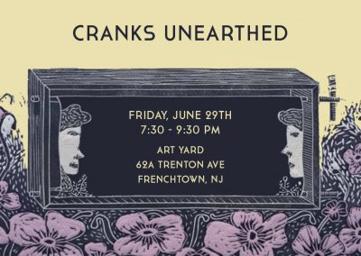 Cranks Unearthed (June 29th, 2018)