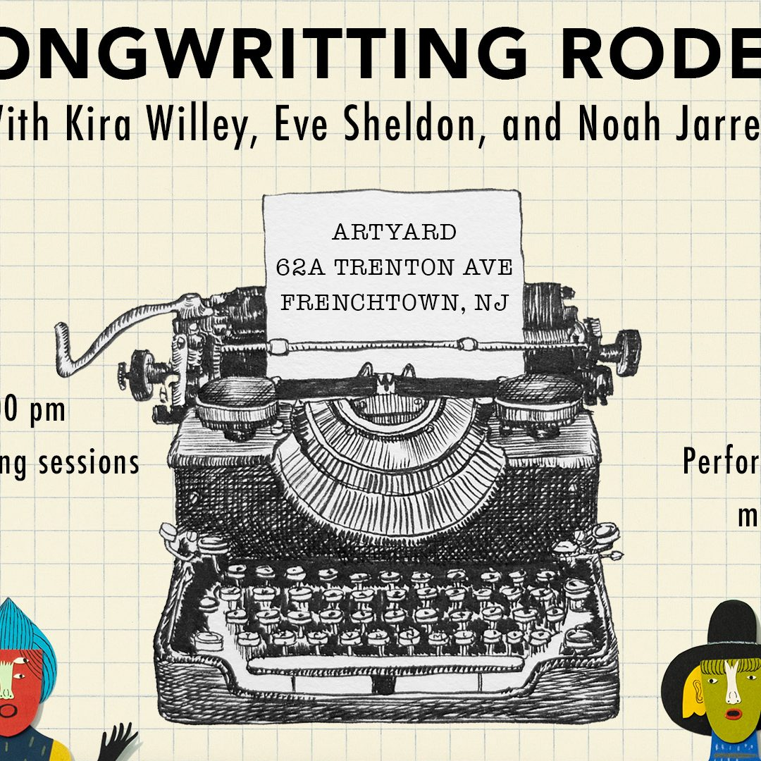 Songwriting Rodeo (Nov 17, 2018)