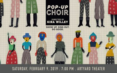 Pop-Up Choir & THAT (The Hunterdon Art Tour)