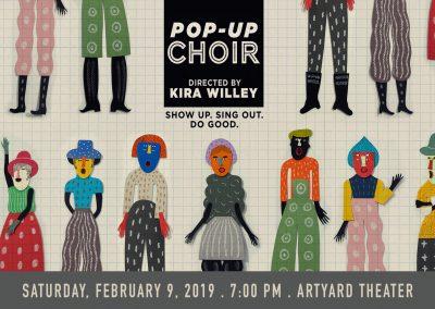 Pop-Up Choir (Feb 9, 2019)