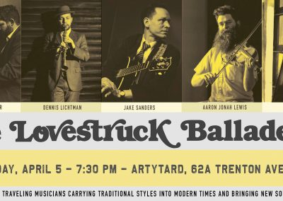 The Lovestruck Balladeers Concert (April 5, 2019)