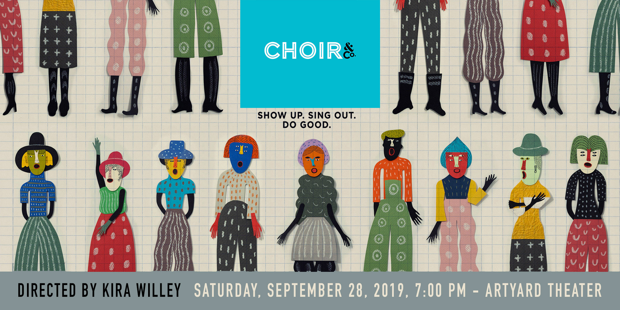 ArtYard Presents Choir&Co. @ ArtYard's Theater | Frenchtown | New Jersey | United States