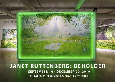 Janet Ruttenberg: Beholder (Sept 14 – Dec 29, 2019)
