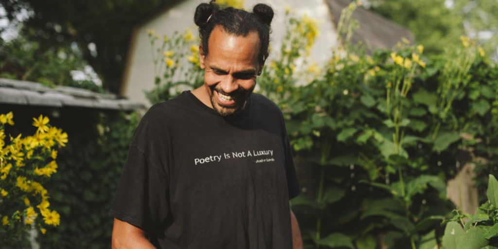 Poetry Reading and Book Party with Ross Gay